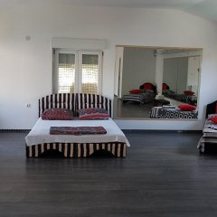 Апартаменты Apartments Maca Нови Сад комната для гостей фото 5