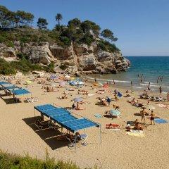 Hotel Salou Beach by Pierre & Vacances пляж