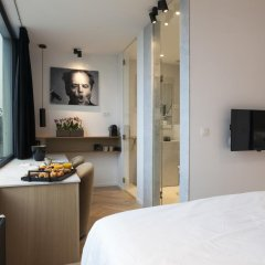 Отель Kaai 11 4* Стандартный номер с различными типами кроватей фото 9