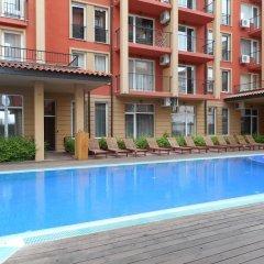 Отель View Central Apartment 5311 Болгария, Солнечный берег - отзывы, цены и фото номеров - забронировать отель View Central Apartment 5311 онлайн бассейн фото 2