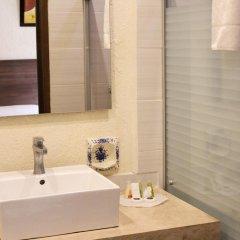 Hotel Posada Virreyes 3* Стандартный номер с различными типами кроватей фото 6