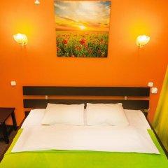 Хостел Миллениум Стандартный номер с двуспальной кроватью фото 2