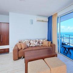Отель Family Hotel Regata Болгария, Поморие - отзывы, цены и фото номеров - забронировать отель Family Hotel Regata онлайн комната для гостей фото 3