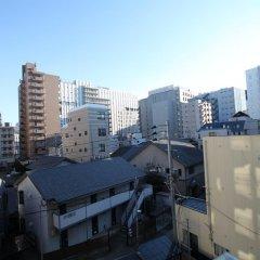 Отель Residence Hakata 2 Фукуока балкон