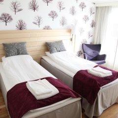 Отель Voksenaasen 4* Стандартный номер с различными типами кроватей фото 3