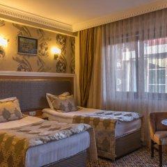 Grand Rosa Hotel Турция, Стамбул - отзывы, цены и фото номеров - забронировать отель Grand Rosa Hotel онлайн комната для гостей фото 5