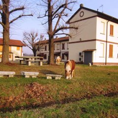 Отель Cascina Salazzara Маджента