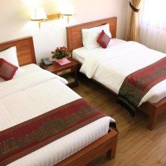 City Angkor Hotel 3* Улучшенный номер с двуспальной кроватью фото 2