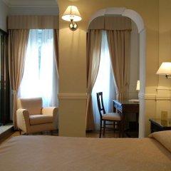 Hotel Flora 4* Номер Комфорт с различными типами кроватей фото 5