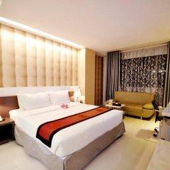 Sun Flower Luxury Hotel 3* Номер категории Премиум с различными типами кроватей фото 2