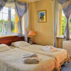 Отель Villa Angela 3* Номер Делюкс с различными типами кроватей фото 4