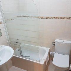 Отель Hospedaje Magallanes ванная
