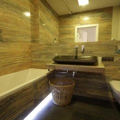 Отель Gdański Residence Улучшенные апартаменты с различными типами кроватей фото 5