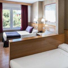 Отель Catalonia Park Güell 3* Стандартный номер с различными типами кроватей фото 17