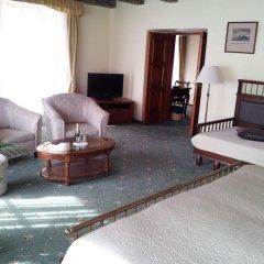 Отель U Tri Pstrosu 4* Апартаменты фото 4