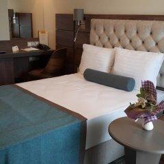 Отель Interhotel Cherno More 4* Стандартный номер с различными типами кроватей фото 4