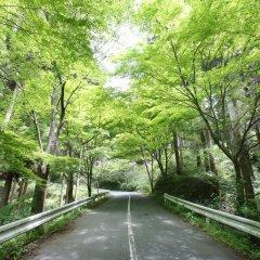 Отель Tarutama Onsen Yamaguchi Ryokan Минамиогуни приотельная территория фото 2