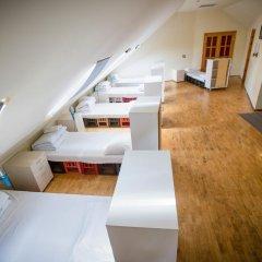 Hostel Jamaika Кровать в общем номере с двухъярусной кроватью фото 16