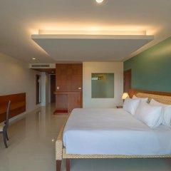 Отель Chanalai Flora Resort, Kata Beach 4* Улучшенный номер двуспальная кровать фото 2