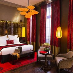 Buddha-Bar Hotel Paris 5* Улучшенный номер с различными типами кроватей фото 2