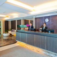 Отель Kingston Suites Bangkok интерьер отеля фото 2