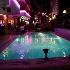 Defne & Zevkim Hotel бассейн фото 2
