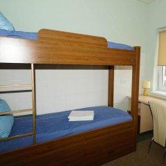City Hostel Panorama Кровать в общем номере с двухъярусной кроватью