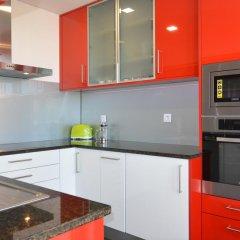 Отель Flat in Porto- Boavista Апартаменты разные типы кроватей фото 13