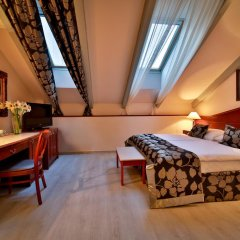 Hotel Carlton 4* Полулюкс с различными типами кроватей фото 2