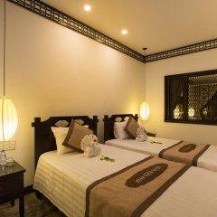 Отель Hoi An Coco River Resort & Spa 4* Номер Делюкс с различными типами кроватей фото 2