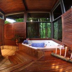 Отель Chachagua Rainforest Ecolodge 3* Стандартный номер с различными типами кроватей фото 17