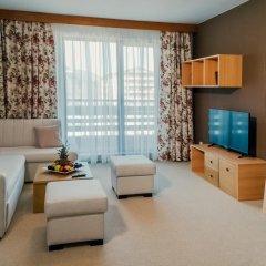 Отель Green Life Resort Bansko 3* Апартаменты с различными типами кроватей фото 4
