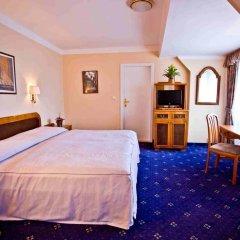 Hotel Kampa 4* Стандартный номер разные типы кроватей фото 2