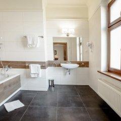 Hotel Diament Plaza Gliwice ванная фото 2
