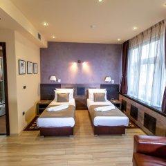 Отель Amarilis 717 Улучшенный номер с различными типами кроватей фото 3