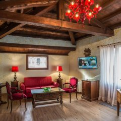 Hotel La Fenice Et Des Artistes 3* Люкс с различными типами кроватей