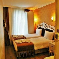 Sultanahmet Newport Hotel 3* Стандартный номер с различными типами кроватей фото 9