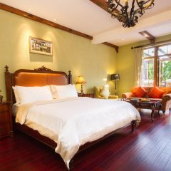 Best Western Premier International Resort Hotel Sanya 3* Номер Делюкс с различными типами кроватей фото 4