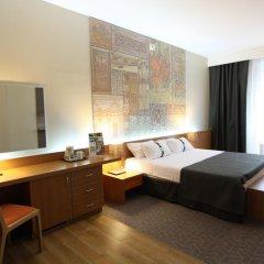 Гостиница Holiday Inn Moscow Tagansky (бывший Симоновский) 4* Стандартный номер с различными типами кроватей