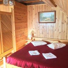 Гостиница Smerekova Khata Полулюкс разные типы кроватей