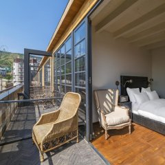 Отель Rooms Tbilisi 4* Стандартный номер с различными типами кроватей фото 9