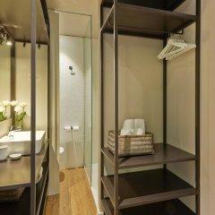 Отель Hostal Central Barcelona Стандартный семейный номер с двуспальной кроватью фото 6