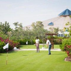 Отель Banana Island Resort Doha By Anantara спортивное сооружение