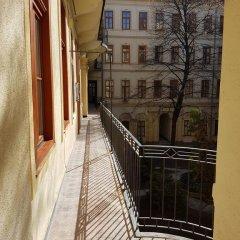 Апартаменты Liszt Studios Apartment Будапешт балкон
