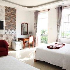 Hoa Phat Hotel & Apartment 3* Улучшенный номер с различными типами кроватей фото 4