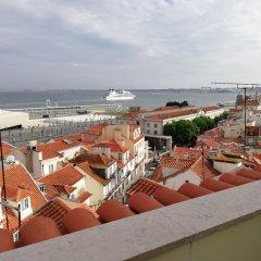 Отель Lisbon Holidays Alfama Португалия, Лиссабон - отзывы, цены и фото номеров - забронировать отель Lisbon Holidays Alfama онлайн пляж фото 2