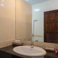 Отель Tropica Bungalow Resort 3* Семейный номер Делюкс с двуспальной кроватью фото 21
