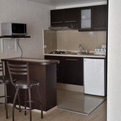 Отель Grupo Kings Suites Monte Chimborazo 537 Мехико в номере