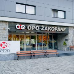 Отель Centralny Osrodek Sportu Osrodek Przygotowan Olimpijskich w Zakopanem Закопане развлечения
