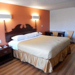 Отель Budget Inn Columbus West комната для гостей фото 3